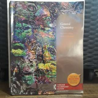 General Chemistry 10th Edition by Darrell D. Ebbing and Steven D. Gammom