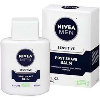 Nivea Post Shave Balm Sensitive