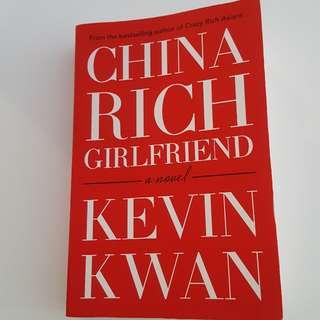 China Rich Girlfriend-Kevin Kwan