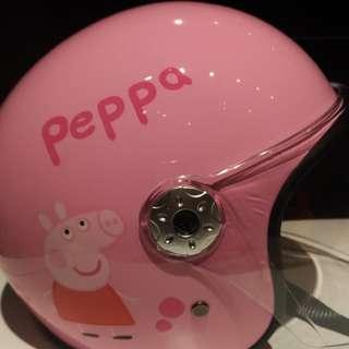 佩佩豬安全帽