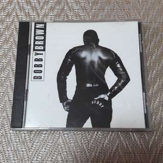 Bobby Brown cd