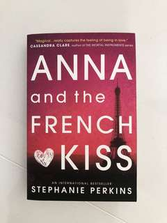 BN Anna and the FRENCH KISS