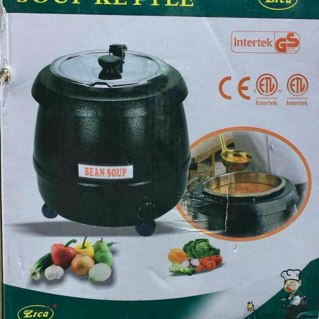 10 liters electric soup kettle