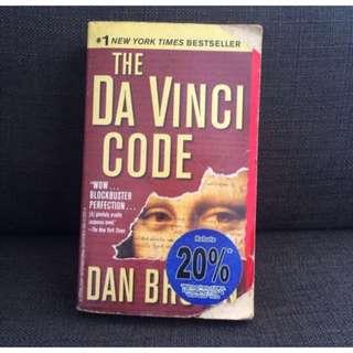 [PL] The Da Vinci Code By Dan Brown BOOK