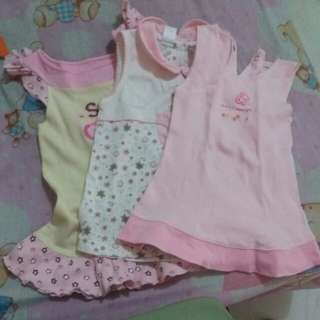 Preloved girls apparel bundle