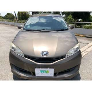 Toyota Wish 1.8 Auto X