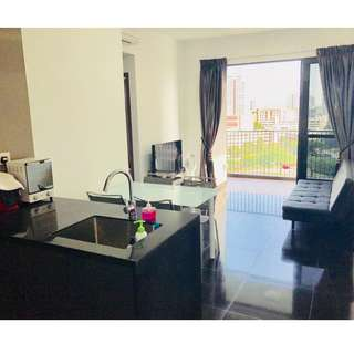 Bishan Sky Vue condo 2-bedder for rent! 2 mins to MRT!