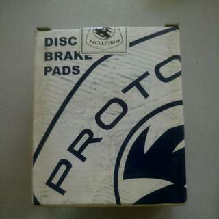 PROTON PERSONA/ GEN 2 DISC BRAKE PADS REAR GENUINE PART