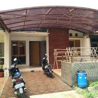 Rumah Murah BU di Jalan Hankam pondok gede 200 meter cilangkap jakarta timur