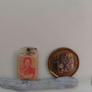 Lp Pae Wat Pikhuntong Roop Tai