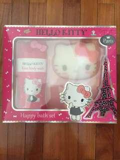 Hello Kitty Happy bath set