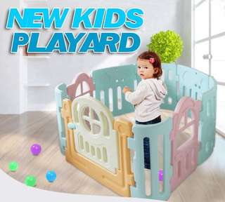 NEW KIDS PLAYARD