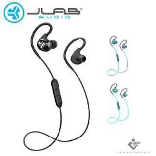 Jlab epic2 藍芽運動耳機