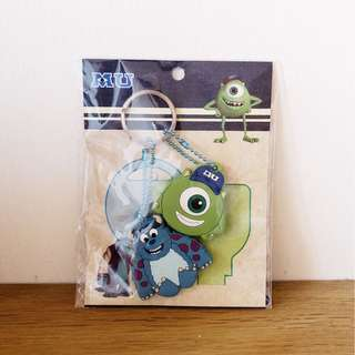 Monster University Key Holder