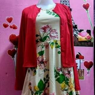 Av2 Dress bunga