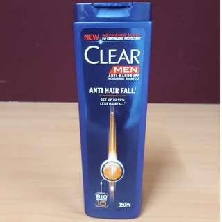 Clear Men Anti Hair Fall Shampoo (350ml)