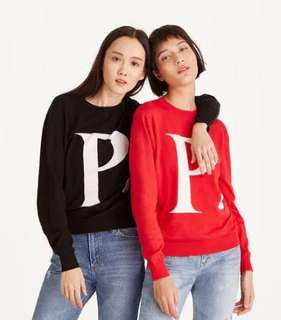 POMELO SWEATER RED