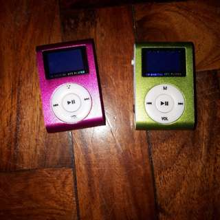 Take 2 mp3 player