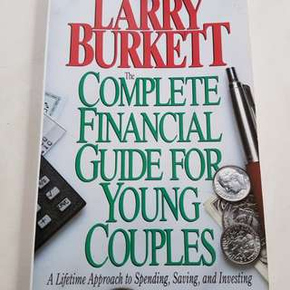 😊 Larry Burkett - The Complete Financial Guide for Young Couples