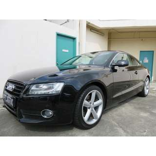 AUDI A5 2.0 QUATTRO SMT ABS D/AIRBAG 4WD 3DR