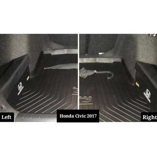 Honda Civic 2017-18 Boot Side Storage Box (Clearance Sales)
