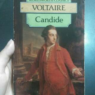 Voltaire by Candide