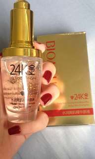 Preorder 24k gold bioaQua