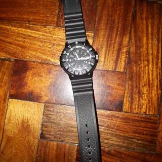 Traser military watch