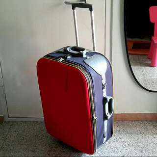 "Swiss Polo 27.5"" Luggage Bag"