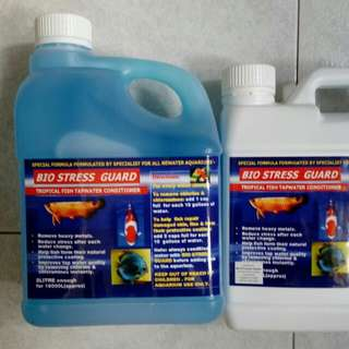 Bio Stress 1 Litres and 2 Litres