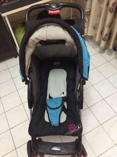 My Dear stroller + Carrier
