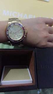 MK WATCH W/ BOX