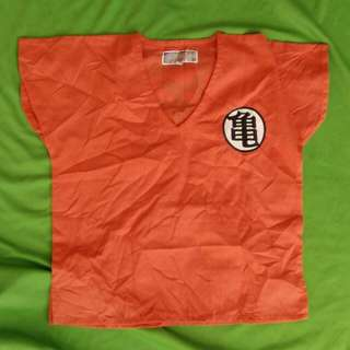 Dragonball shirt ( official merchandise)