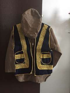 Full Set Boys Kurta