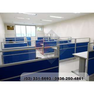 Modular -Office Staff Desk- Office Partition **