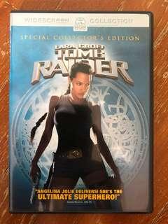 Lara Croft: Tomb Raider (2001) R1 DVD