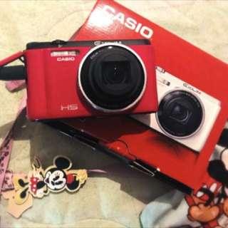 🚚 📍九成新 (贈32GB記憶卡➕背帶➕相機袋)CASIO ex-ZR1500