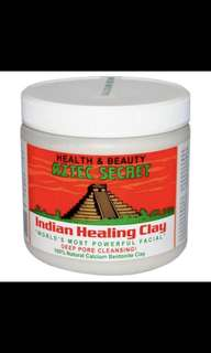 [Available] Authentic Aztec Secret Indian Healing Clay 1lb (Brand New)