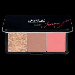 Makeup Forever Jessie J palette