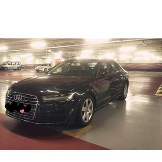 Guarantee 60 jobs - Audi A6