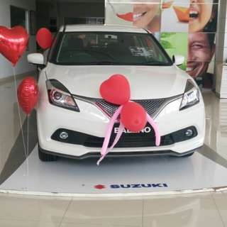 Suzuki Baleno AT
