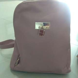 Backpack Peach #FISIPUNIS