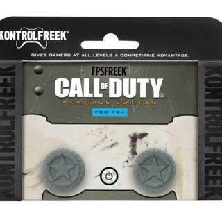 instock KONTROLFREEK CALL OF DUTY HERITAGE EDITION ps4