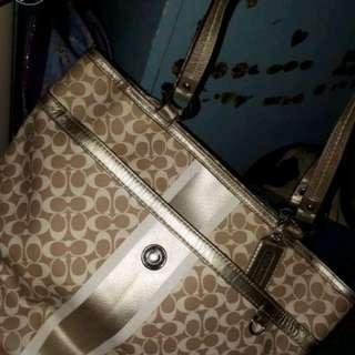 Authentic coach bag .sale
