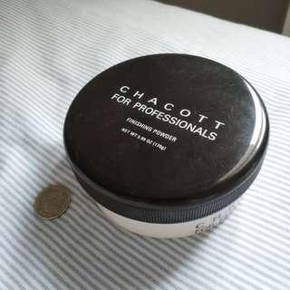 Chacott loose powder