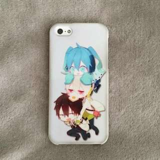 iPhone 5 phone case - Mekakucity Actors/Kagerou Project - Japanese Anime Manga