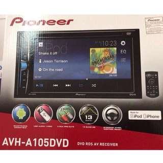 pioneer a105DVD