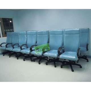 Khomi Furniture Shop - office chairs BLUE