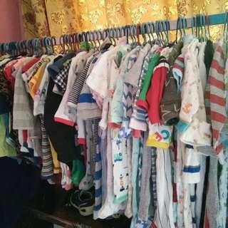 Rompers n sleepsuits baby 0-18mth