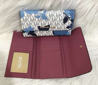 Mk Trifold Wallet large